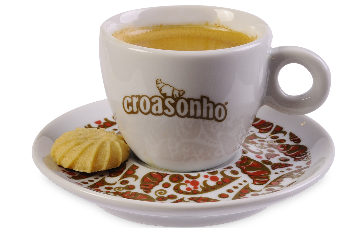 Croasonho e café: a união do clássico com o doce