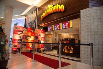 Croasonho inaugura primeira unidade em Umuarama (PR)