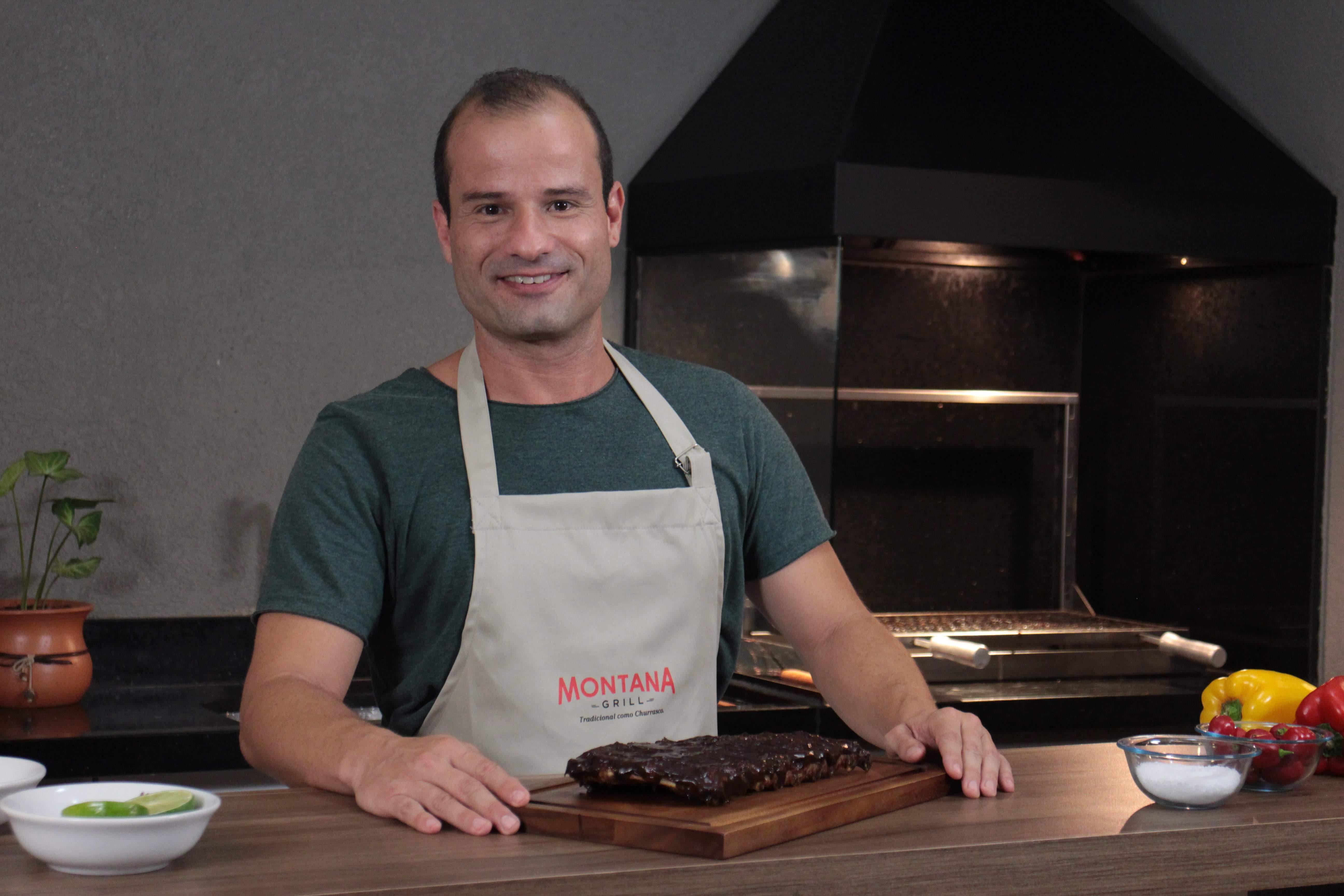 """""""Chef Montana"""" estreia neste domingo"""