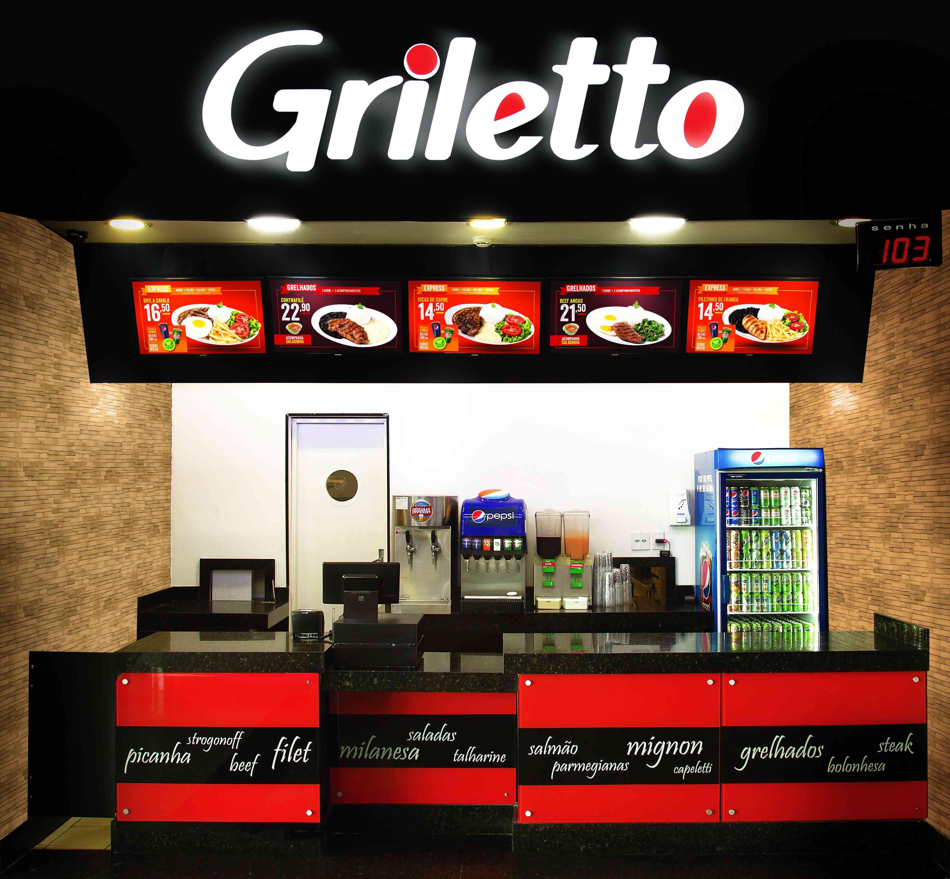 Griletto inaugura primeira unidade em Blumenau