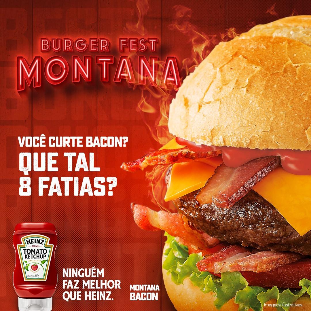 Rede de grelhados Montana Grill lança o Burger Fest