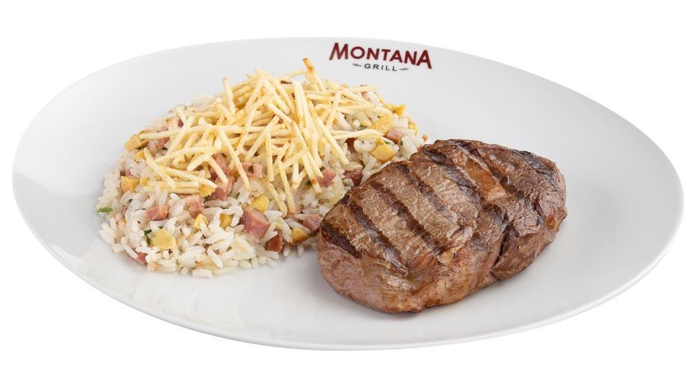 Sucesso de venda, Prato do Chef segue até o final do mês na rede Montana Grill