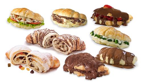 Dia do Croissant terá 8 tipos de Croasonho pela metade do preço: 5 sabores são doces!