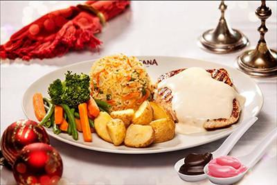 Montana Grill lança prato especial de fim de ano