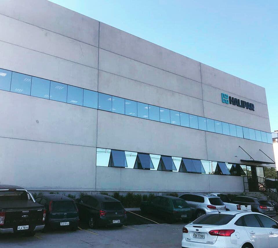 Halipar inaugura nova sede e fábrica em Indaiatuba
