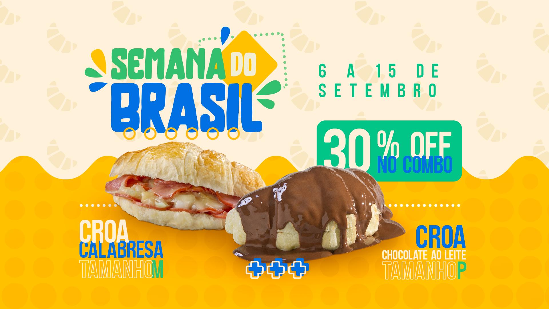 Semana do Brasil na Croasonho